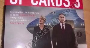 libro House of Cards vinto da Stefano
