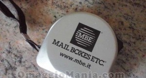 metro Mail Boxes Etc. ricevuto da Giuliana