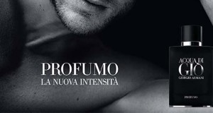 miniatura profumo Giorgio Armani Milano o Torino