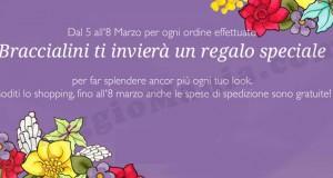 omaggio Braccialini Festa della Donna