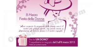 omaggio Festa della Donna Yves Rocher