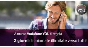 premio Vodafone YOU marzo 2015