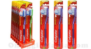 spazzolini colgate Double Action
