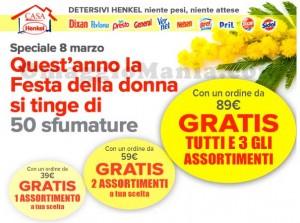 speciale Festa della Donna Casa Henkel