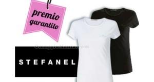 t-shirt Stefanel omaggio con Nivea