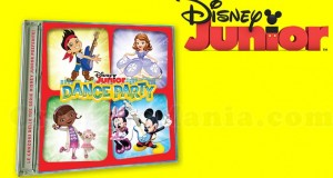 vinci DVD e CD Disney Junior