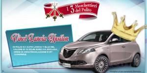 vinci Lancia Y Elle con I 3 Moschettieri del Pulito