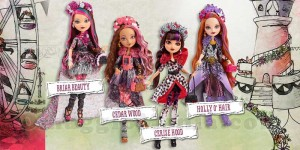 vinci bambole Ever After High