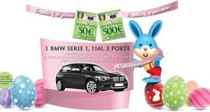vinci buoni spesa Lidl o BMW Serie 1 con Lidl