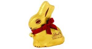 vinci coniglietto di cioccolato Lindt