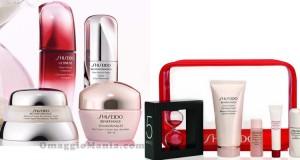 vinci kit Shiseido con Donna Moderna