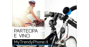 vinci speaker bluetooth per bici con MyTrendyPhone