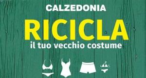 Calzedonia ricicla il tuo vecchio costume