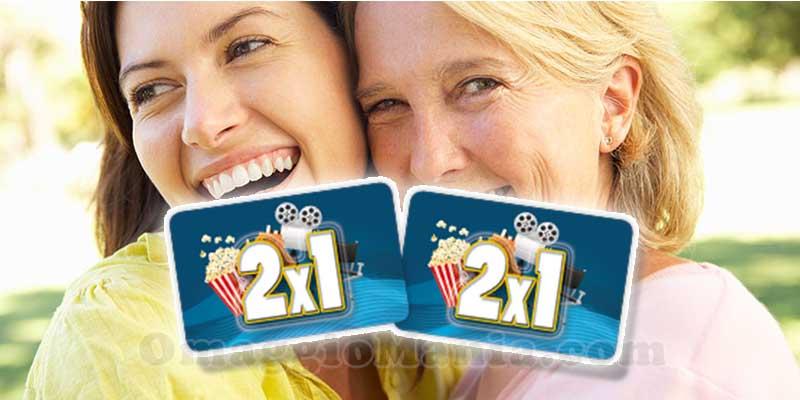 Festa della Mamma Tena buoni cinema 2x1