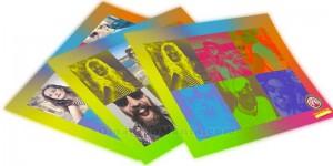 Fluo Poster Camparisoda Limited Edition