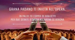 Grana Padano ti invita all'opera