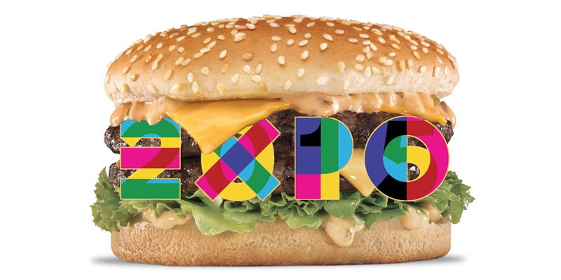 McDonald's official sponsor di Expo 2015