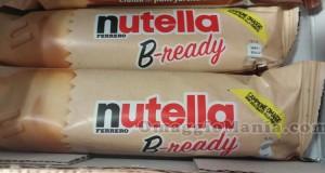 Nutella Bready omaggio nei supermercati