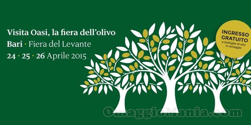 Oasi Fiera dell'Olivo 2015