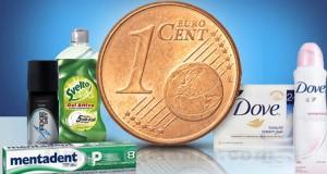 Prodotti Unilever a 1 cent