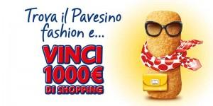 Trova il Pavesino Fashion e vinci 1.000 euro
