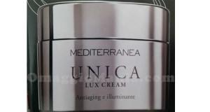 campione omaggio Mediterranea Unica Lux Cream