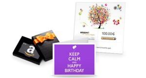 codice promozionale Amazon con i buoni regalo