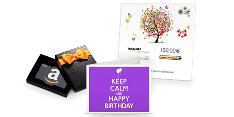 Buono regalo amazon da 10 omaggio omaggiomania for Codici regalo amazon gratis