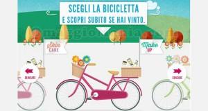 concorso Bellezza in Bicicletta Profumerie La Gardenia