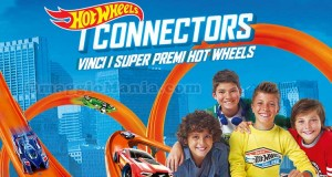 concorso Hot Wheels I Connectors