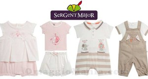 concorso Sergent Major completi bebè