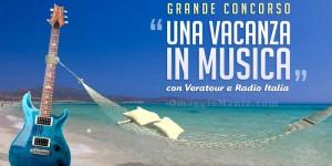 concorso Una vacanza in musica