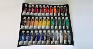 confezioni di colori acrilici Liquitex