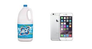 gioca e vinci iPhone 6 con ACE