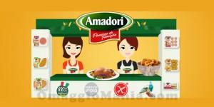hostess tour Amadori 2015