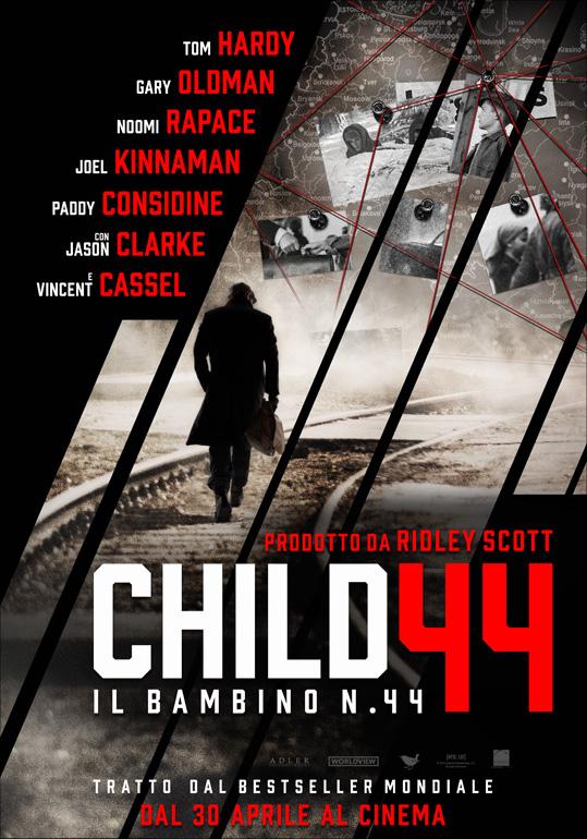 locandina film Child 44