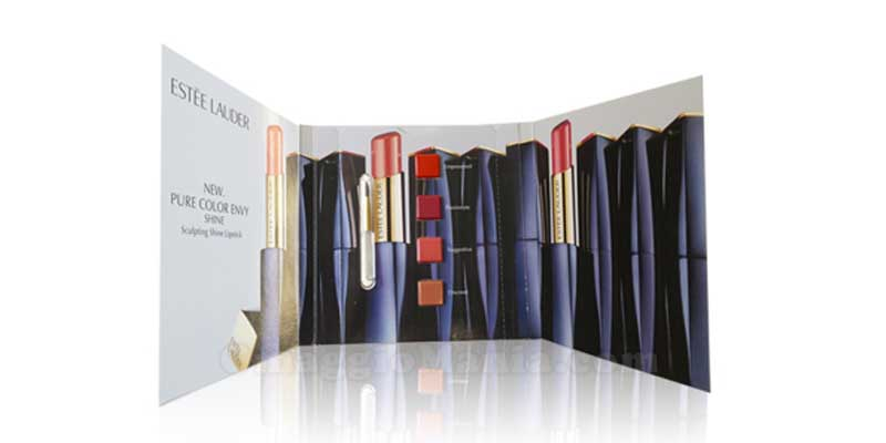 minitaglia rossetto Estee Lauder Pure Color Envy Shine