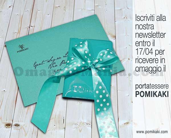 omaggio Pomikaki newsletter