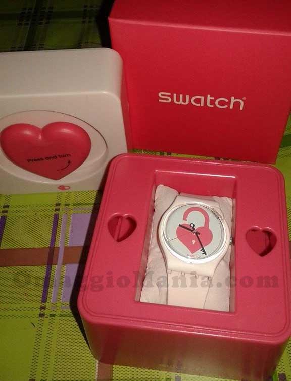 orologio Swatch Unlock My Heart