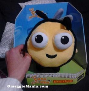 peluche Buzzbee La casa delle api