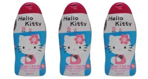 shampoo Hello Kitty