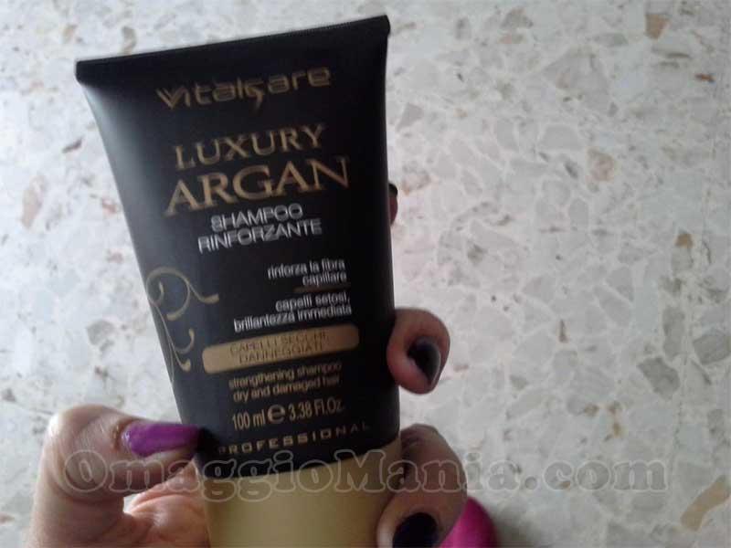 shampoo Vitalcare Luxury Argan Viola