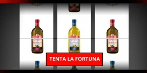 slot machine Bertolli tenta la fortuna