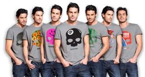 vinci 7 t-shirt Hydrogen