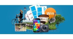 vinci Amsterdam e Samsung Galaxy K Zoom con KLM