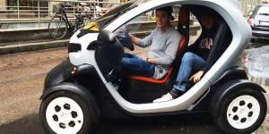 vinci Renault Twizy Urban 45