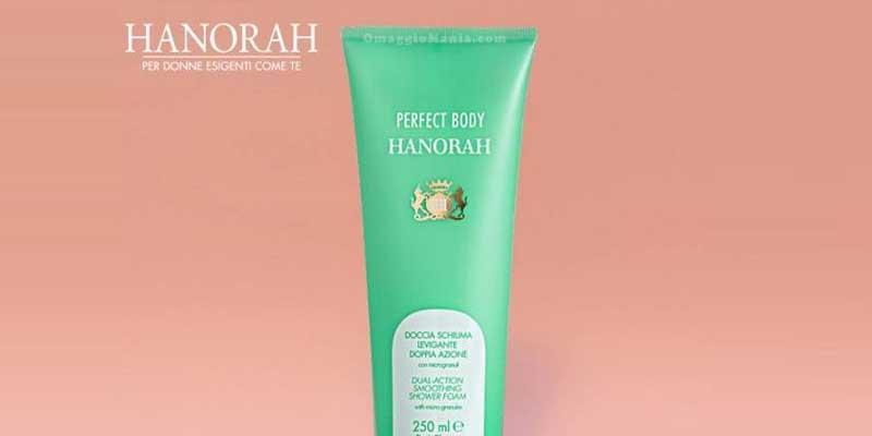vinci doccia schiuma levigante Hanorah
