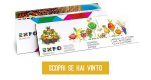 vinci un biglietto per Expo 2015