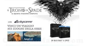 vinci viaggio sui luoghi de Il Trono di Spade con Skyscanner