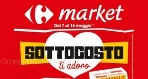 Carrefour Market - sottocosto ti adoro fino al 16 maggio 2015